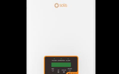 Inversor solar solis