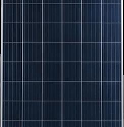 Panel solar policristalino